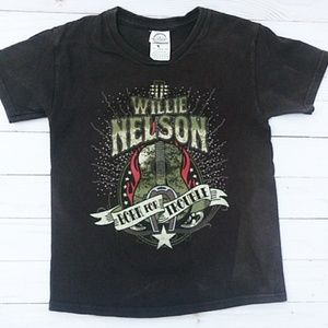 Other - Willie Nelson Born For Trouble Kids Shirt Vintage?